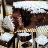 Wonderful DIY Delicious Magic Chocolate Custard Cake