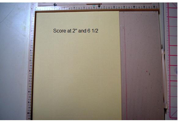 Mini Cardboard present Bag 3