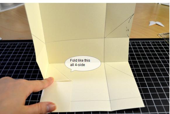 Mini Cardboard present Bag 5