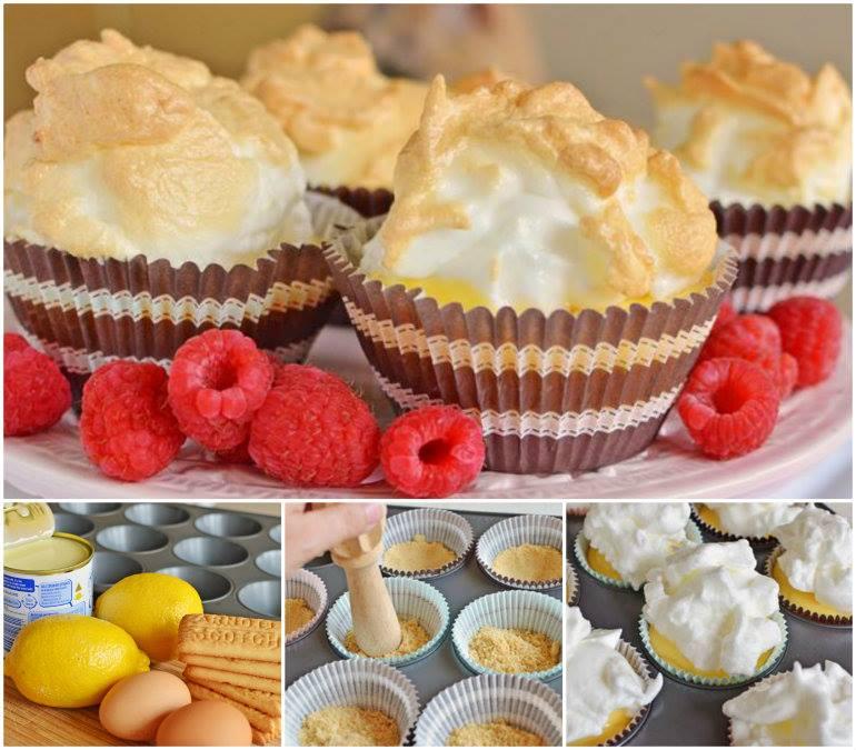 Mini lemon meringue pies wonderfuldiy Wonderful DIY Lemon Meringue Pie