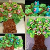 Wonderful DIY Cute Owl Cupcake