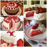 Wonderful DIY Strawberry Creamy Cake
