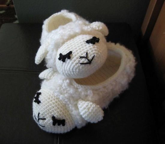 Wonderful Diy Cute Knitted Crochet Baby Animal Booties