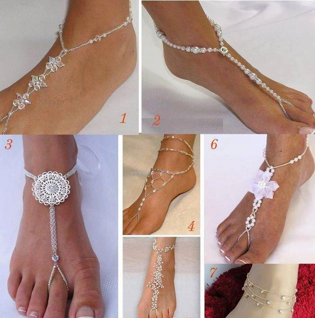 barefoot beach sandals 2 Wonderful DIY  Glamorous Barefoot Beach Sandals