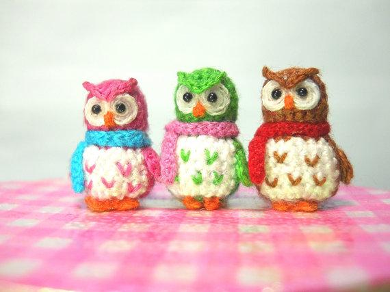 Marvelous Mini Crochet Animals to Make Yourself
