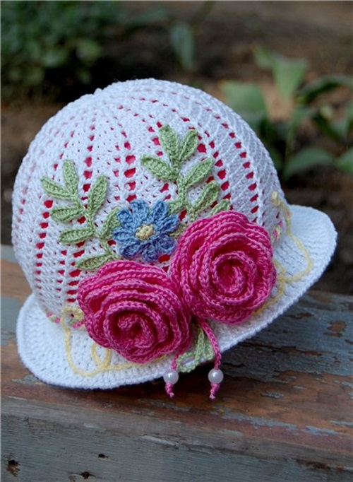Gorgeous Crochet Hat For Little Princesses Free Pattern And Guide