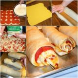 Wonderful DIY Tasty Pepperoni Pizza Rolls