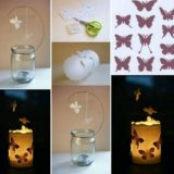 Wonderful DIY Magical Floating Butterfly Lantern