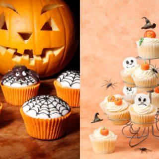 Wonderful DIY Halloween Sweet Cupcakes