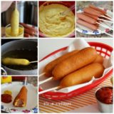 Wonderful DIY Fair Style Homemade Corn Dogs