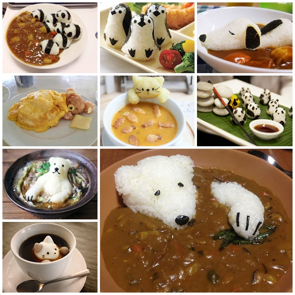 meal art Wonderful Food art Ideas for Cute Meals