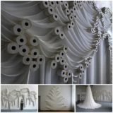 Wonderful DIY Creative Toilet Paper Art