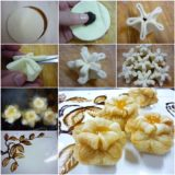 Wonderful DIY Delicious Puff Pastry Flower
