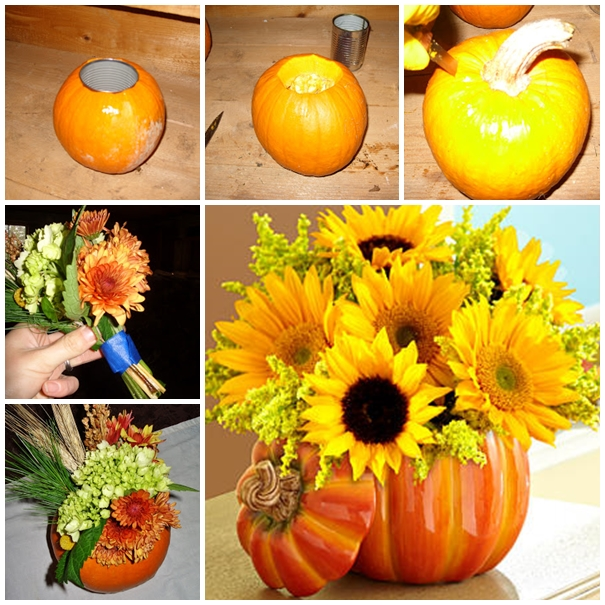 pumpkin planter F