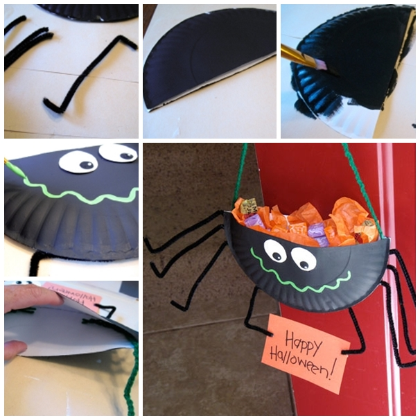 halloween crafts ghosts