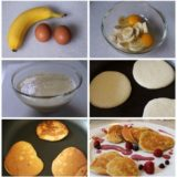 Wonderful DIY Super Easy Banana Pancake