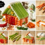 Wonderful DIY Creative Mini Veggie Lodge