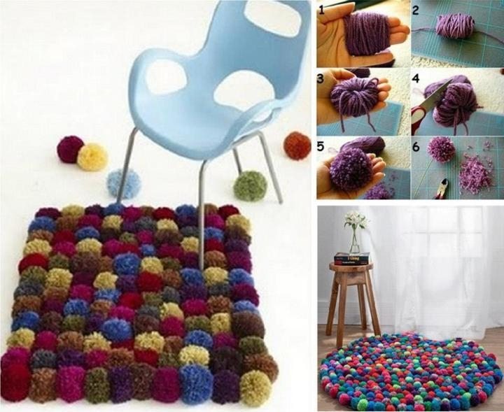 Wonderful Diy Super Easy Finger Pom Poms