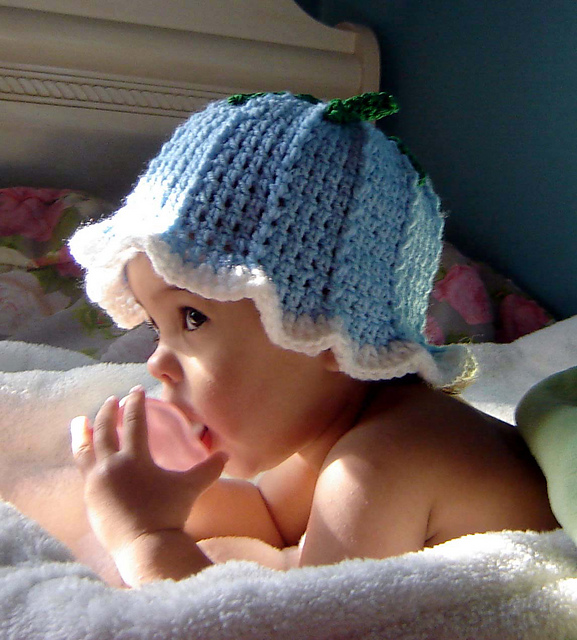 Crochet-Bluebell-Hats 1