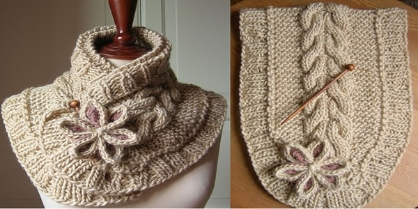 DIY-A-Beautiful-Knit-Scarf-with-Free-Pattern