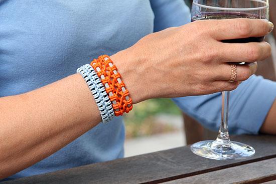 lacy macrame bracelet2