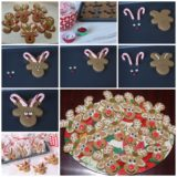 Wonderful DIY Cute Reindeer Cookies With Gingerbread