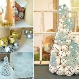 Wonderful DIY Cute Jingle Bell Christmas Tree