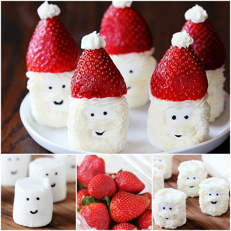 Santa-Hat-Marshmallows
