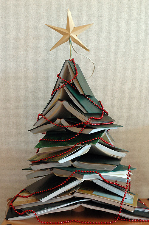 book Christmas Tree 5
