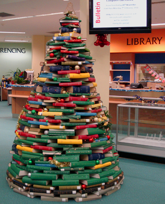 book Christmas Tree 6