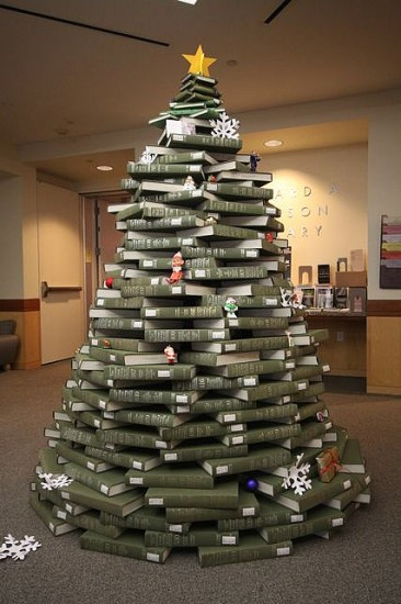 book Christmas Tree 7