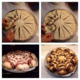 Wonderful DIY Beautiful Braided Nutella Bread