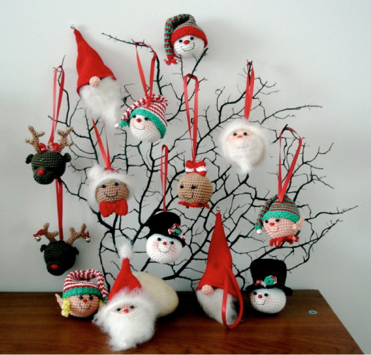 crochet Christmas-Ornaments4