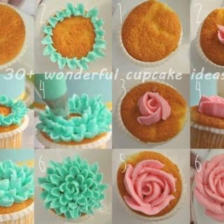 30+ Wonderful Cupcake Ideas