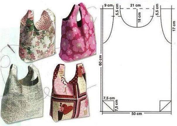 diy tote bag Wonderful DIY Easy Tote Bag
