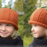 Wonderful DIY Cute Knitted Pumpkin Hat With Free Pattern