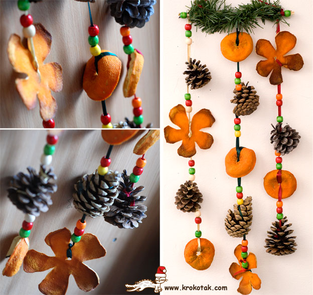 view in gallery orange peel ornament 2