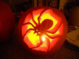 spider_pumpkin carving2