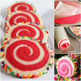 Wonderful DIY Cheerful Spiral Cookies