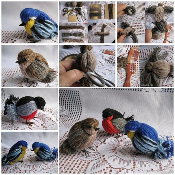 yarn bird diy f1