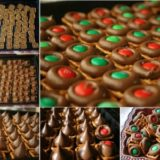 Wonderful DIY Christmas Chocolate Pretzel Bites