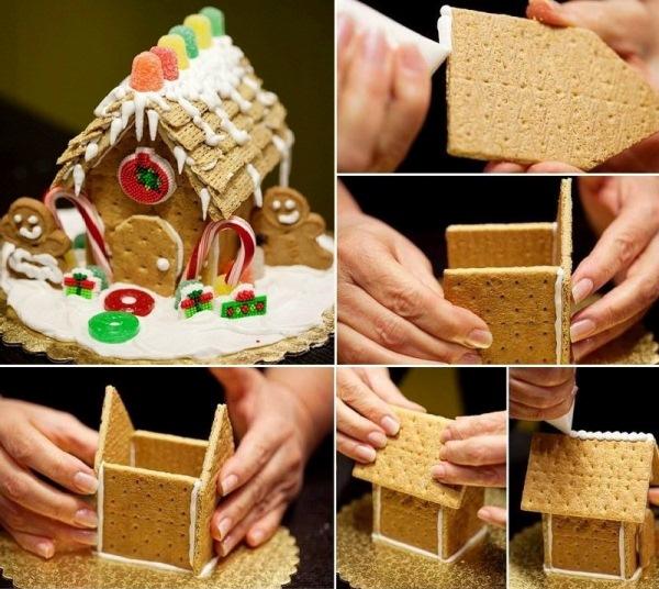 Christmas Crackers Cottage wonderfulDIY Wonderful DIY Christmas Cracker Cottage