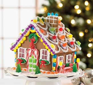 Christmas Crackers Cottage wonderfulDIY2 Wonderful DIY Christmas Cracker Cottage