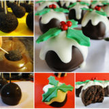 Wonderful DIY Christmas Pudding Truffles