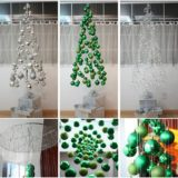 Wonderful DIY Cool Christmas Tree Mobile