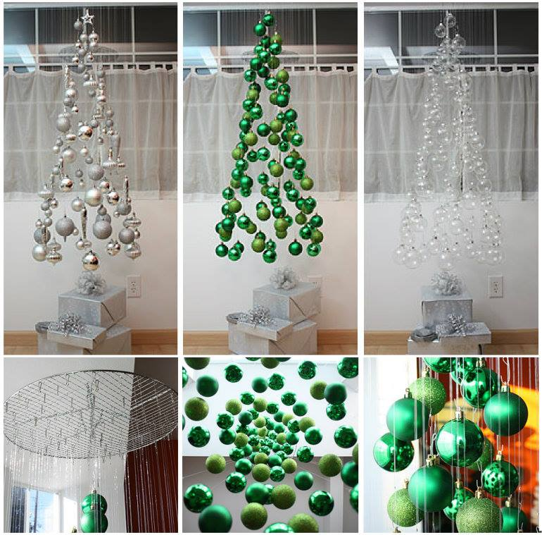 Christmas Tree Ornament Mobile F Wonderful DIY Cool Christmas Tree Mobile