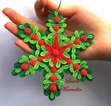 DIY-Quilling-Christmas-Decoration-1