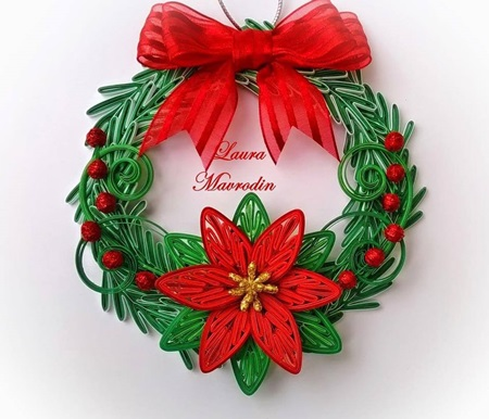 DIY-Quilling-Christmas-Decoration-6
