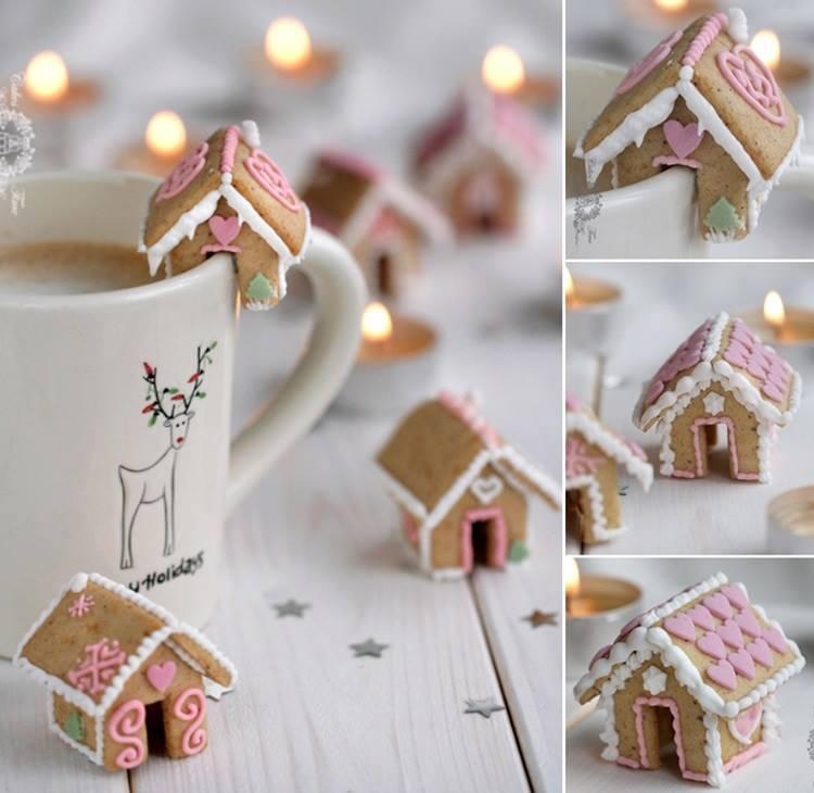 Gingerbread Houses wonderfuldiy Wonderful DIY Cute Mini Gingerbread House