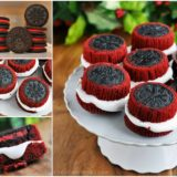 OREO Stuffed Red Velvet Cupcakes That Taste Divine!